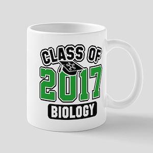 Class Of 2017 Biology Mug