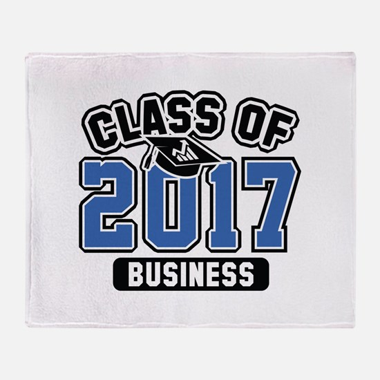 Class Of 2017 Business Stadium Blanket