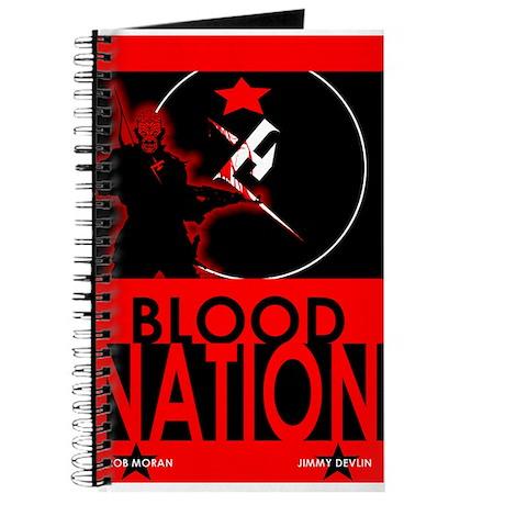 BLOOD NATION Journal