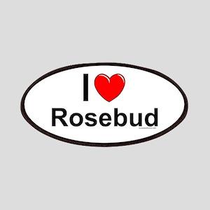 Rosebud Patch