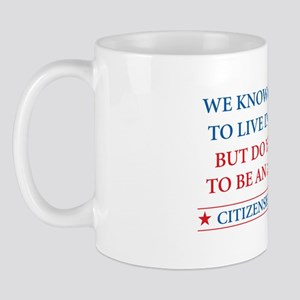 Do you want to be an American Mug