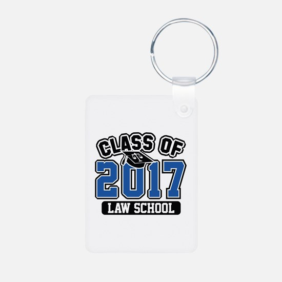 Class Of 2017 Law Keychains