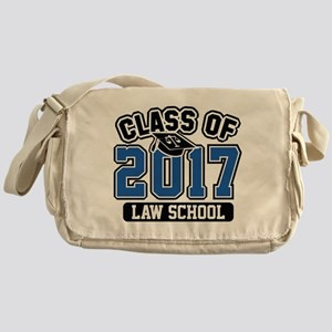 Class Of 2017 Law Messenger Bag