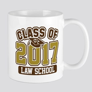 Class Of 2017 Law Mug