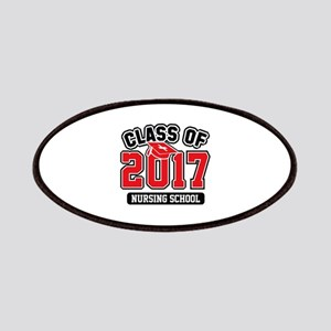 Class Of 2017 Nursing Patches