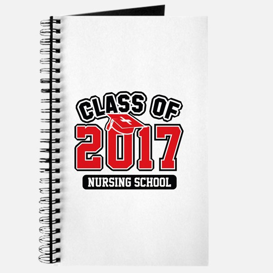 Class Of 2017 Nursing Journal