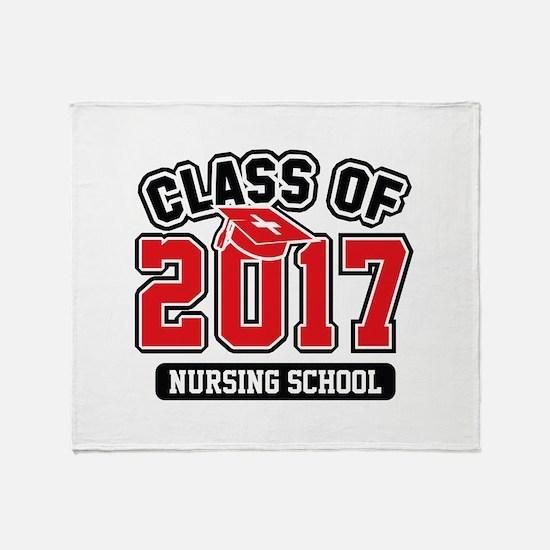 Class Of 2017 Nursing Stadium Blanket