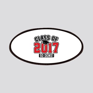 Class Of 2017 Patches
