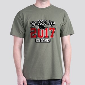 Class Of 2017 Dark T-Shirt