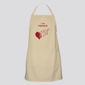 I am Trance Heart Apron