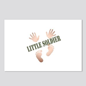 Little Soldier 99 Postcards (Package of 8)