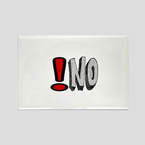 !NO Magnets