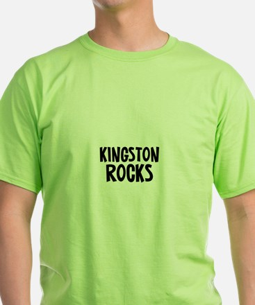 Kingston Rocks T-Shirt