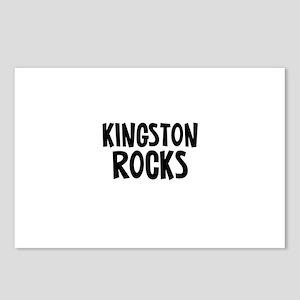 Kingston Rocks Postcards (Package of 8)