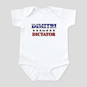 DIMITRI for dictator Infant Bodysuit