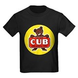 Piper cub Kids T-shirts (Dark)