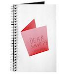 Dear Santa, Fuck Off Journal