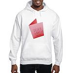 Dear Santa, Fuck Off Hooded Sweatshirt