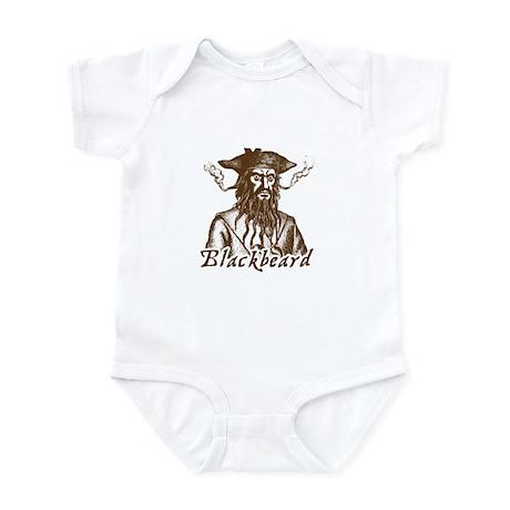 Blackbeard Infant Bodysuit
