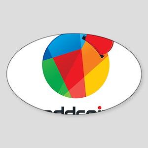 Reddcoin / REDD Logo Sticker