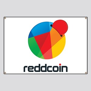 Reddcoin / REDD Logo Banner