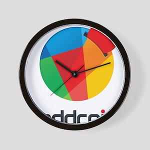 Reddcoin / REDD Logo Wall Clock