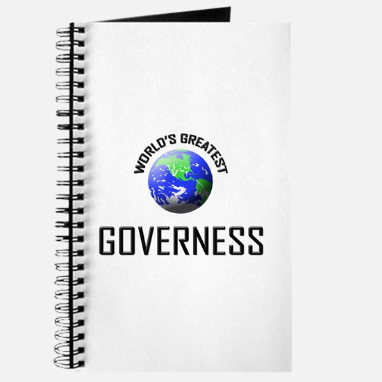 World's Greatest GOVERNESS Journal