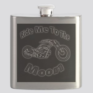 Ride Me To The Moon Flask