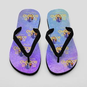 Nashville Scorpio Flip Flops