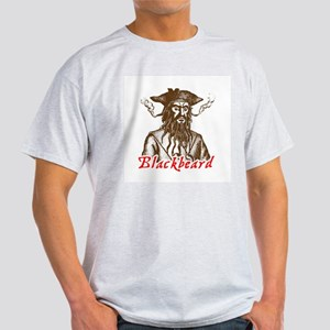 Red Blackbeard Light T-Shirt