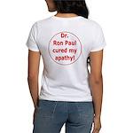 Ron Paul cure-3 Women's T-Shirt