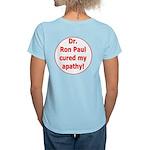 Ron Paul cure-3 Women's Light T-Shirt