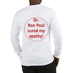 Ron Paul cure-3 Long Sleeve T-Shirt