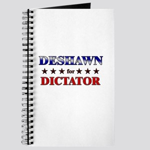 DESHAWN for dictator Journal