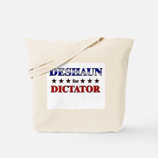 DESHAUN for dictator Tote Bag