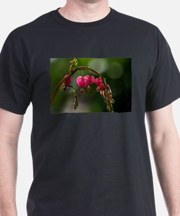 Natures Floral Pearls T-Shirt