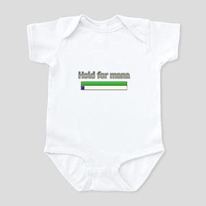 Hold for Mana Infant Bodysuit