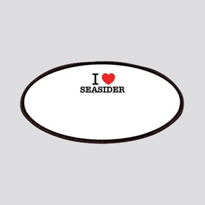 I Love SEASIDER Patch