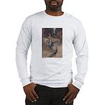 Warwick Goble's The She Bear Long Sleeve T-Shirt