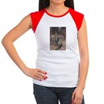 Warwick Goble's The She Bear Women's Cap Sleeve T-