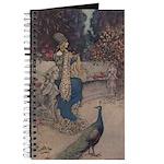 Warwick Goble's The She Bear Journal