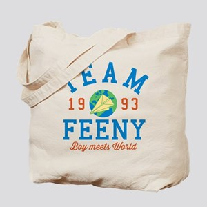 Team Feeny Boy Meets World Tote Bag