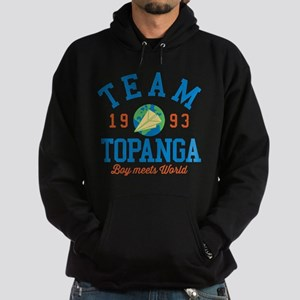 Team Topanga Boy Meets World Hoodie