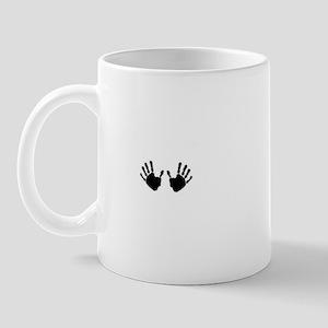 Lay Your Hands On Me Mug