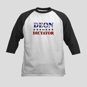 DEON for dictator Kids Baseball Jersey