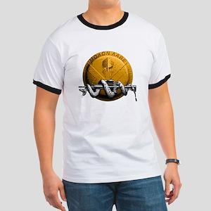 Spartan Molon Labe Shield T-Shirt