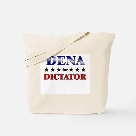 DENA for dictator Tote Bag