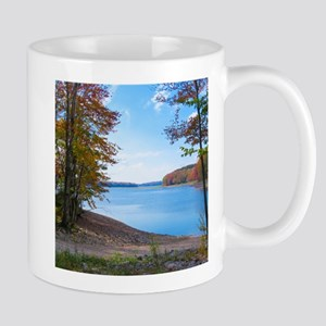Lake View Scenery Mugs