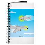 Plane and Shark Journal