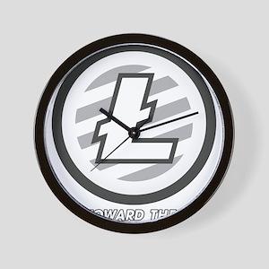 Litecoin - Go Toward the Lite Wall Clock